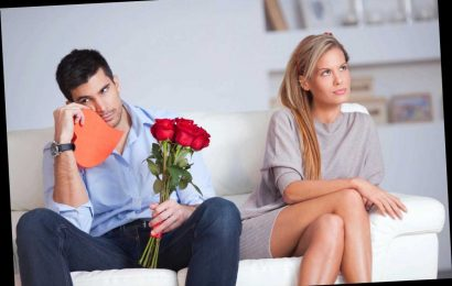 Top signs that show he's just not that into you this Valentine's Day – from you calling him to not meeting his pals