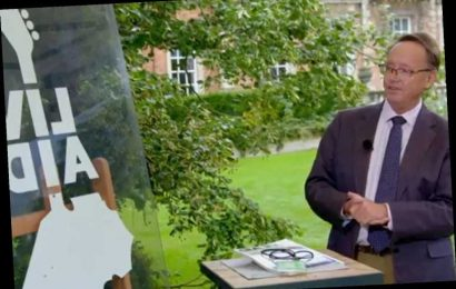 Antiques Roadshow expert stunned by guest's 'priceless' Live Aid memorabilia he found dumped in a bin