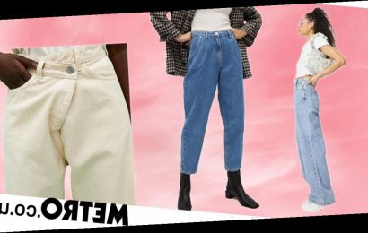 18 new jeans styles for when you're finally ready to let go of your skinnies
