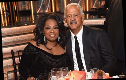 Who is Oprah's partner Stedman Graham?