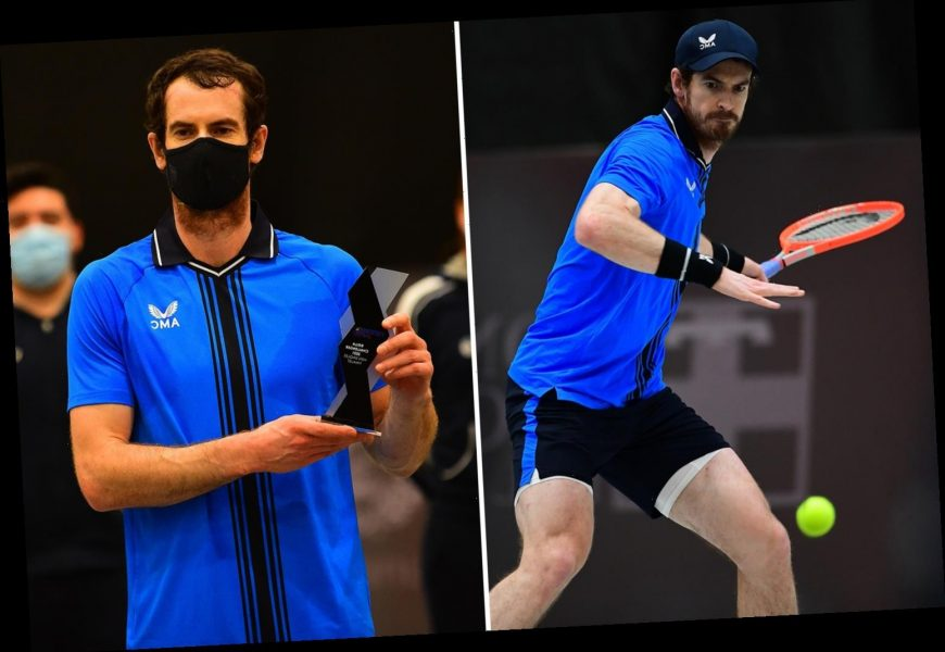 Andy Murray loses ATP Challenger final to Illya Marchenko in straight sets as he tries to get fit for Wimbledon