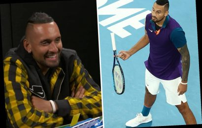 Nick Kyrgios confidently says he would get a few subscribers on OnlyFans in hilarious variant of Guess Who? board game