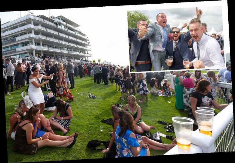 Royal Ascot and Epsom Derby set to welcome back up to 10,000 fans in June as Boris Johnson relaxes Covid rules