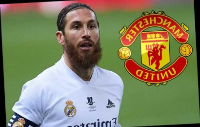 Sergio Ramos 'WILL quit Real Madrid in summer' putting Man Utd and PSG on red alert over blockbuster free transfer