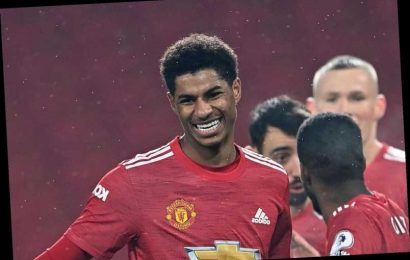 Marcus Rashford reveals it was 'special moment' to score 83rd Man Utd goal and surpass 'King' Eric Cantona