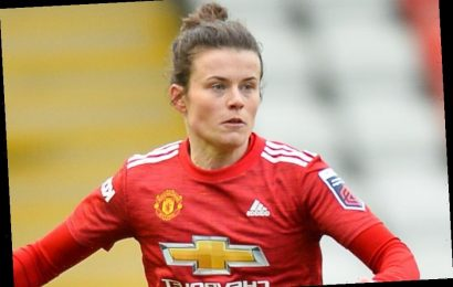 Wales ace Hayley Ladd signs new contract with Manchester United ahead of Aston Villa clash