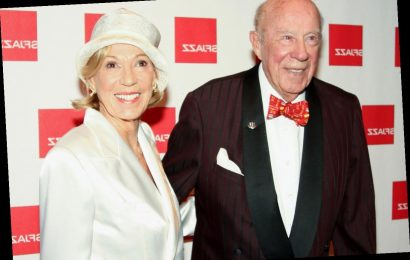 Who is George Shultz's wife Charlotte Mailliard?