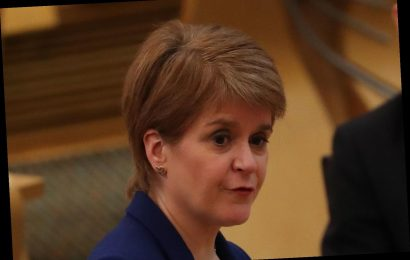 Scotland will return to regional Tiers system as lockdown eases, says Nicola Sturgeon as she prepares to set out roadmap