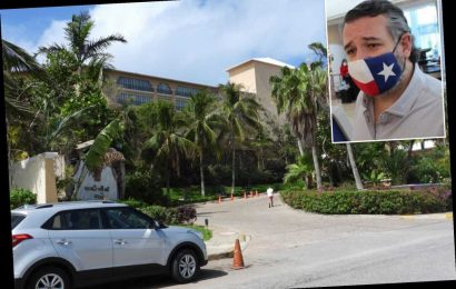 A look inside the glitzy Ritz-Carlton where Ted Cruz stayed in Cancun