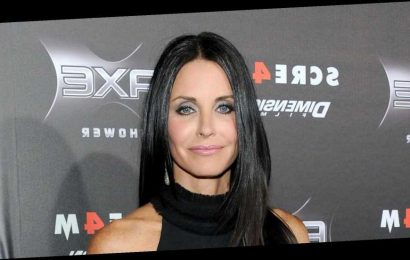 Courteney Cox Covered *That* Song on Instagram