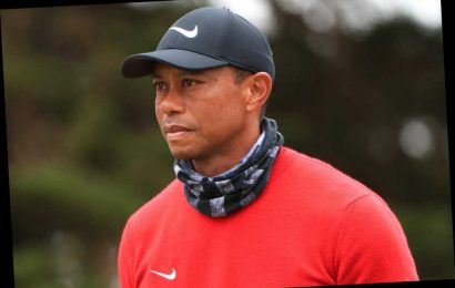 Tiger Woods Injured in Roll-Over Car Accident in California