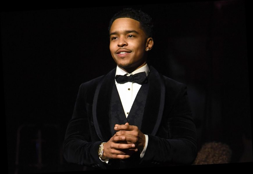 Diddy's son Justin Combs releasing new show 'Respectfully Justin' with Justin LaBoy