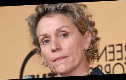 Here's What Frances McDormand's Net Worth Actually Is