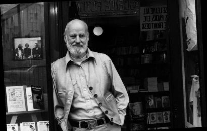 Lawrence Ferlinghetti Dead at 101