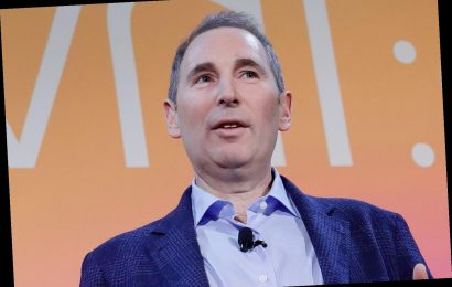 Who is Andy Jassy's wife Elana Rochelle Caplan?
