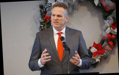 Alaska Gov. Mike Dunleavy tests positive for COVID-19