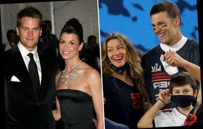 Gisele Bündchen, Bridget Moynahan celebrate Tom Brady's Super Bowl win