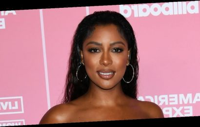 Victoria Monet Welcomes First Baby With Model John Gaines – Find Out Her Name Here!