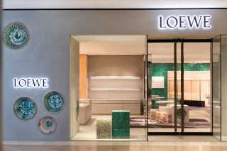 Loewe Opens Its First Store on the West Coast