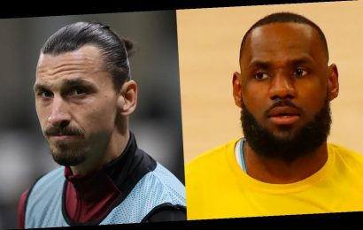 Zlatan Ibrahimovic: LeBron James, other sports figures should 'do what you're good at,' stay out of politics