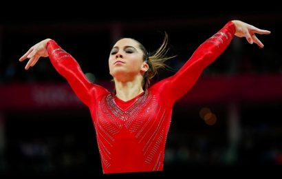 McKayla Maroney, former Olympic gold medalist, checks into ER for 'severe pain'