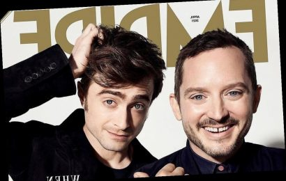 Daniel Radcliffe and Elijah Wood Insist They Don't Look Alike Despite Frequent Fan Mix-Ups