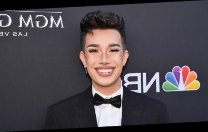 James Charles Tries to Experience What It's Like 'Being Pregnant'