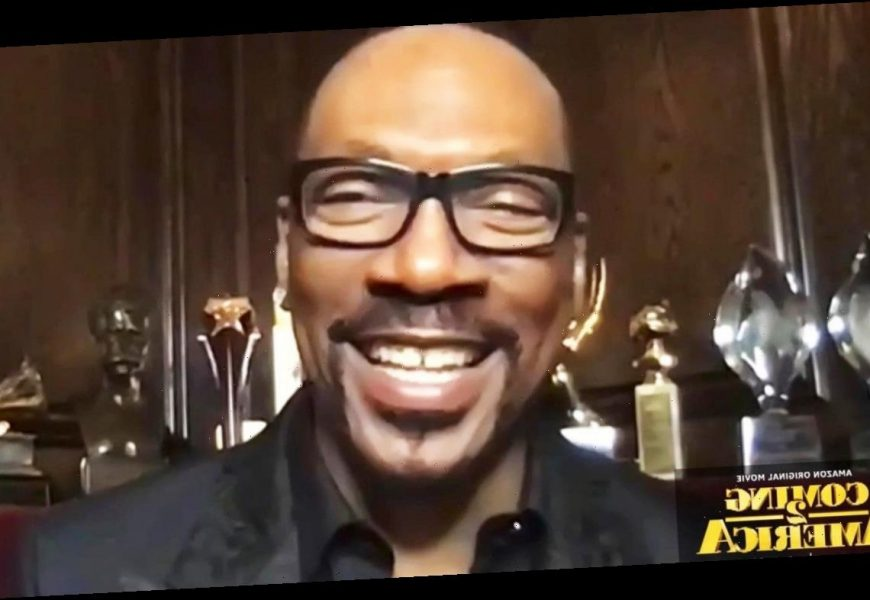 Eddie Murphy's Daughter Almost Got Grounded Filming 'Coming 2 America'