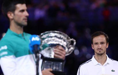 Medvedev's Australian Open Loss Shows the Men's Tennis Gulf Is Still Strong