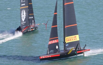 Live updates: America's Cup challengers face off in Prada Cup press conference