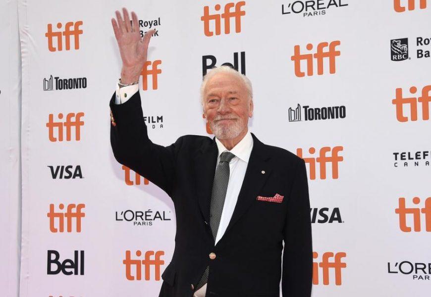 "Oscar winner, ""Sound of Music"" star Christopher Plummer dies"