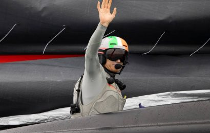 America's Cup 2021: Memories of epic 2013 comeback mean Jimmy Spithill and Luna Rossa wary of British comeback