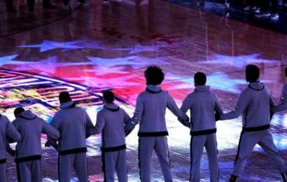 N.B.A. Says Teams Must Play the National Anthem