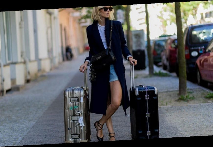 Amazon's Big Winter Sale: Deals on Luggage – Tumi, Samsonite & More