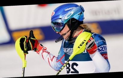 Shiffrin wins combined gold for 6th world title