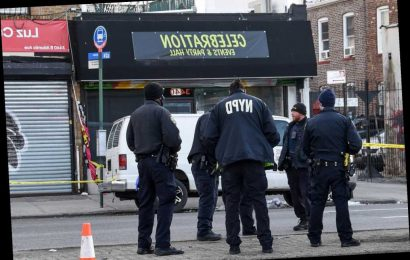 Woman killed, two men injured in triple shooting outside Brooklyn venue