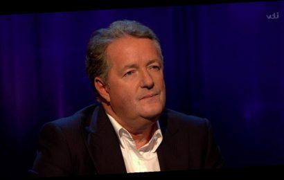 Piers Morgan fans rejoice as the presenter returns to TV after Meghan backlash