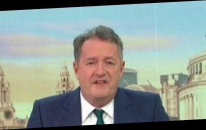 Piers Morgan blasted as 'disgusting' by GMB guest in clash over Meghan interview