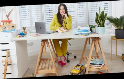 Giovanna Fletcher describes meeting Kate Middleton as a 'bizarre and wonderful moment' as she reveals her confessions
