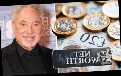 Tom Jones net worth: How much money does the Welsh singing legend have in the bank?