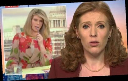 'Need to give specifics' Kate Garraway demands Rayner says where NHS pay rise comes from