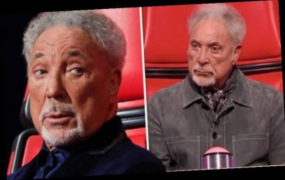 Tom Jones spills all on The Voice UK singers he won't turn for 'It's a touchy subject'