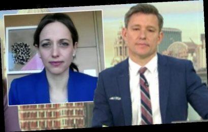 Ben Shephard turns into Piers Morgan in fierce probe on Helen Whately