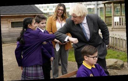 Boris won't delay March 8 school restart over Brazilian Covid fears