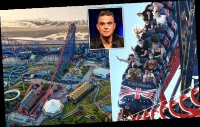 Robbie Williams considers buying Blackpool Pleasure Beach theme park