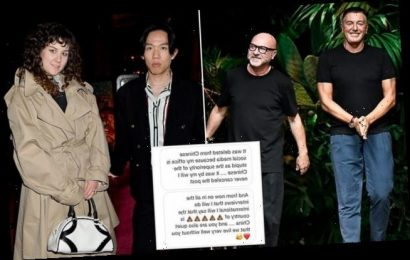 Dolce & Gabbana files $600million lawsuit against Diet Prada bloggers