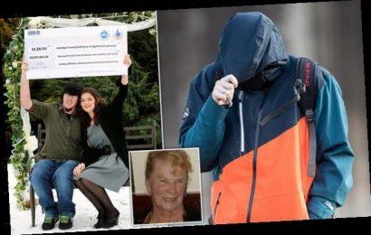 Euromillions winner avoids jail over head-on crash that killed woman