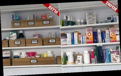 Mum's simple tactic for organising the space perfectly