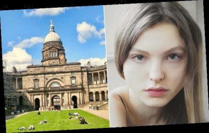 Model killed herself in lockdown after Edinburgh University 'failings'