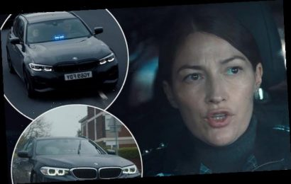 Line Of Duty fans left BAFFLED at continuity error with BMW